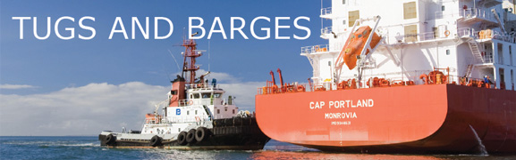 Tugs & Barges